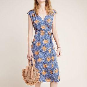 Odell's anthropologie wrap dress